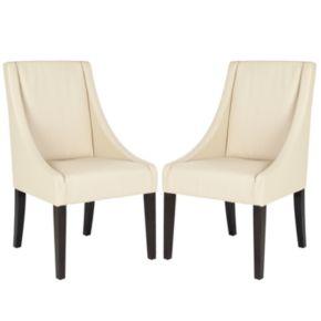 Safavieh 2-piece Britannia Side Chair Set
