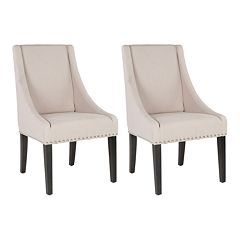 Safavieh 2-pc. Britannia Side Chair Set