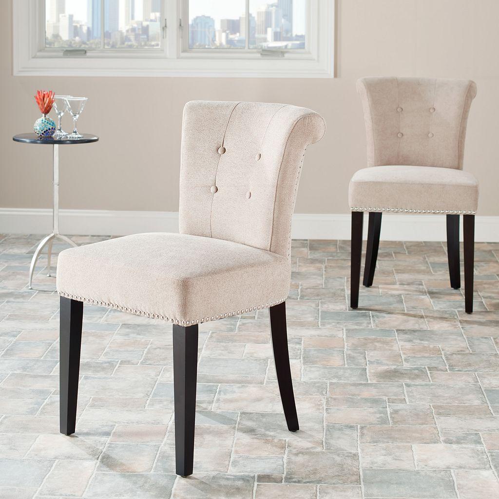 Safavieh 2-pc. Sinclaire Side Chair Set