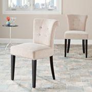 Safavieh 2 pc Sinclaire Side Chair Set