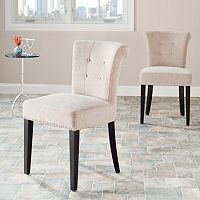 Safavieh 2 pc Sinclaire Side Chair Set