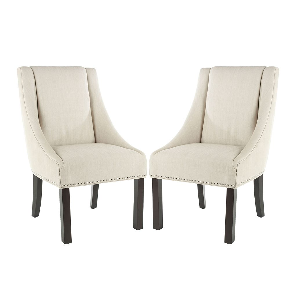 Safavieh 2-pc. Morris Armchair Set