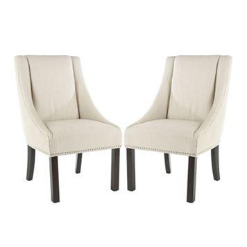 Safavieh 2-pc. Morris Armchair Set