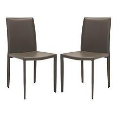 Safavieh 2 pc Karna Dining Chair Set