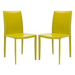 Safavieh 2-pc. Karna Dining Chair Set