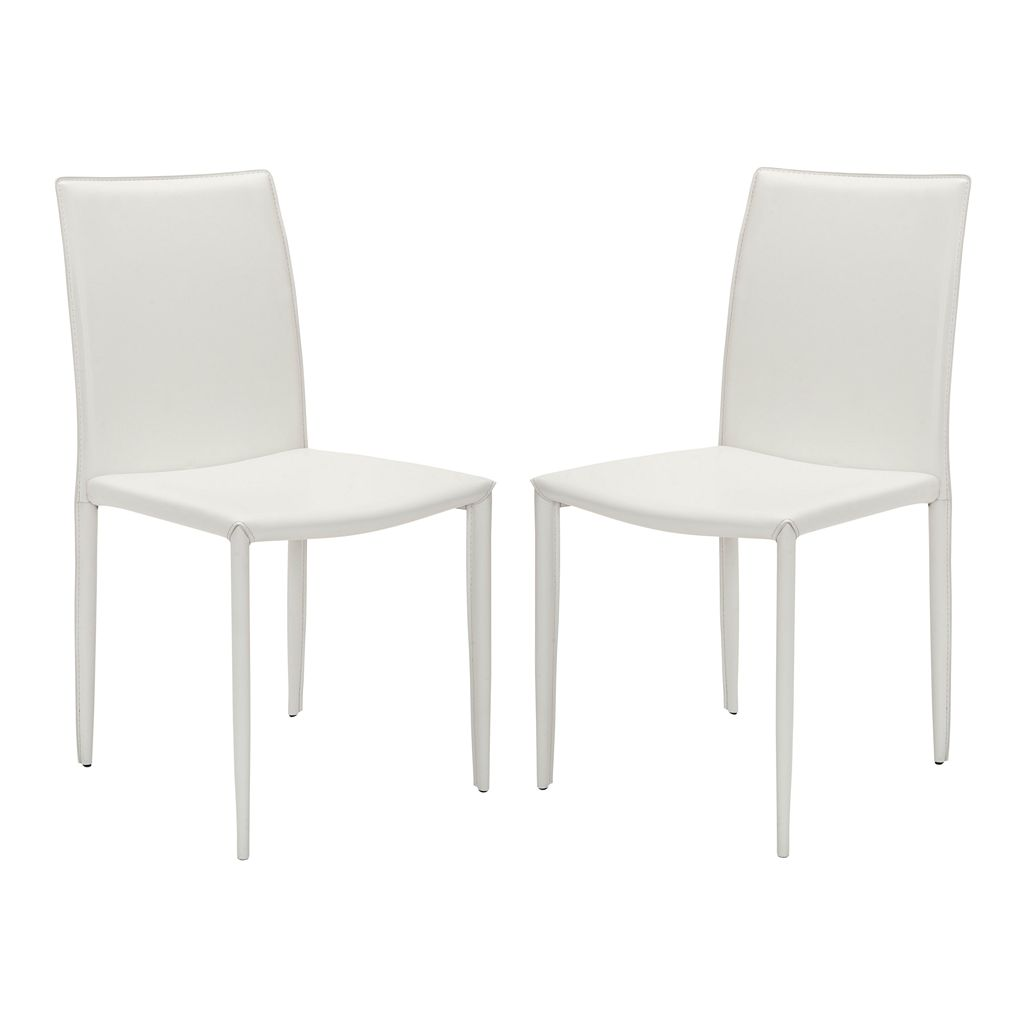 Safavieh 2-pc. Karna Dining Chair Set