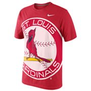Nike St. Louis Cardinals Heather Tee - Men