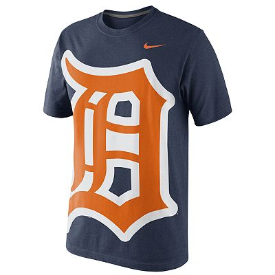 Nike Detroit Tigers Heather Tee - Men