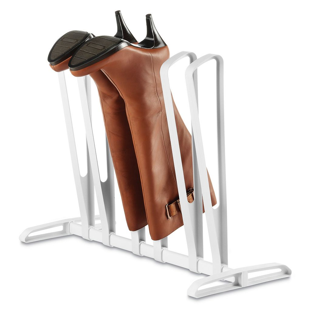 Whitmor 3-Pair Boot Rack