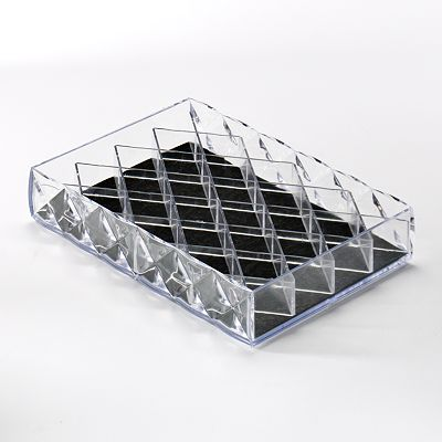 Whitmor Diamond Jewelry Storage Tray