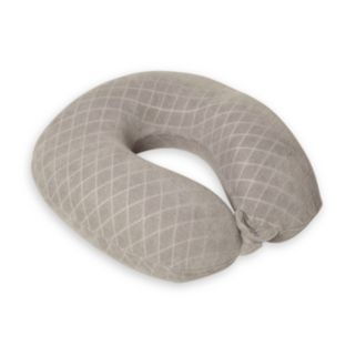 Ideal Comfort Memory Foam U-Shaped Travel Pillow