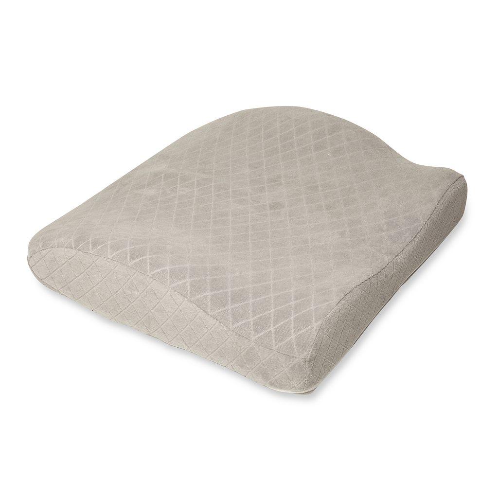 Ideal Comfort Memory Foam Seat & Back Cushion