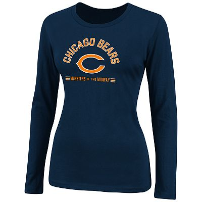 Chicago Bears Gamer Gear II Tee