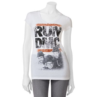 Mudd Run DMC Tee - Juniors