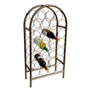 Old Dutch Classic Arch 27-Bottle Wine Rack