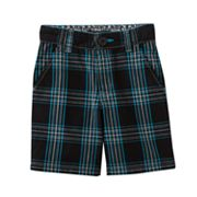 Tony Hawk Roundabout Plaid Shorts - Toddler