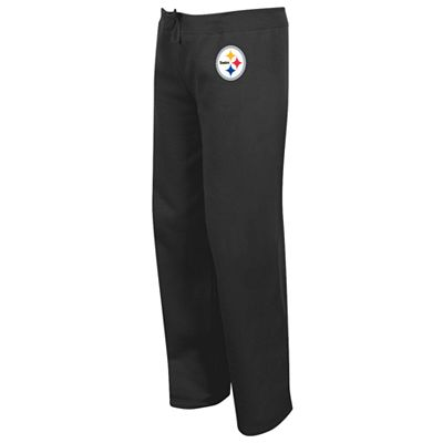 Pittsburgh Steelers Fleece Pants - Women