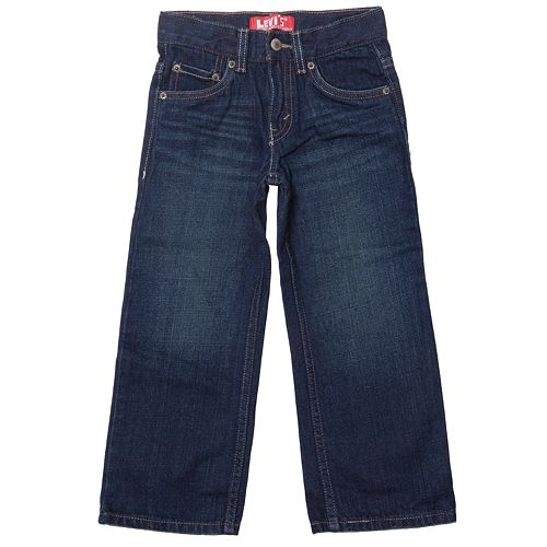Levi'S 549 Relaxed Straight-Leg Jeans - Boys 4-7 $ 21.99