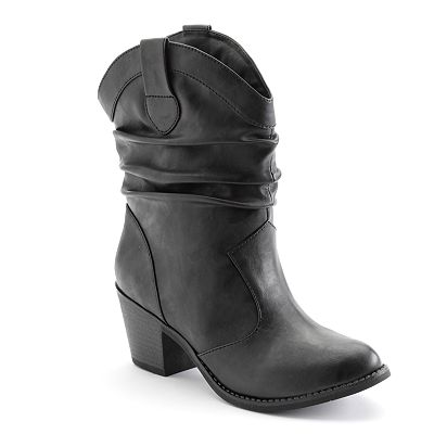 Mudd Midcalf Boots - Women