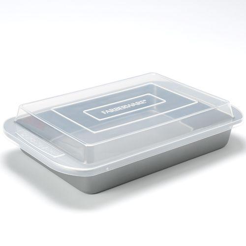 Farberware 9'' x 13'' Covered Cake Pan