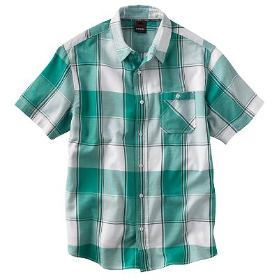 Tony Hawk Buffalo Twill Button-Down Shirt - Men