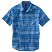 Tony Hawk Striped Button-Down Shirt - Men