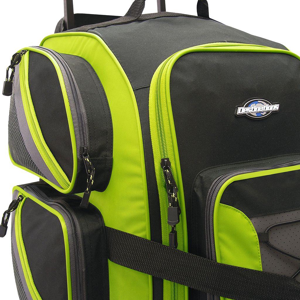 Destinations Wheeled Duffel Bag