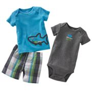 Carter's Shark Bodysuit Set - Baby