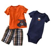 Carter's Beach Car Bodysuit Set - Baby