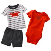 Carter's Crab Bodysuit Set - Baby