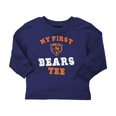 Chicago Bears My First Tee - Baby