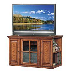 Leick Furniture Bookcase TV Stand