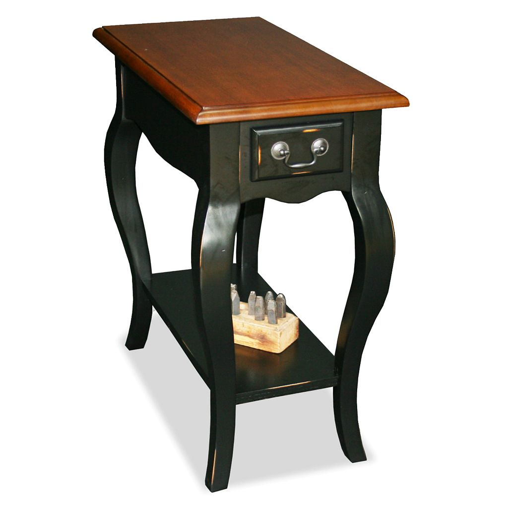Leick Furniture Slate Side Table