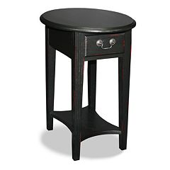 Leick Furniture Oval Side Table