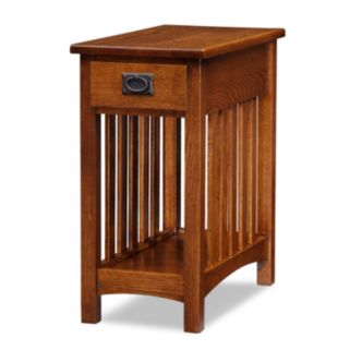 Leick Furniture Mission Sienna Side Table