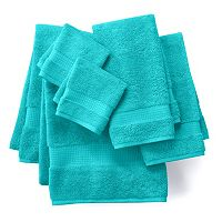 Apt. 9® Highly Absorbent 6-pc. Solid Bath Towel Value Pack