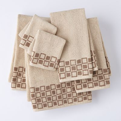 Apt. 9 Hopscotch 6-pc. Bath Towel Set
