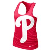 Nike Philadelphia Phillies Racerback Tank - Women