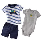 Carter's Ship Bodysuit Set - Baby