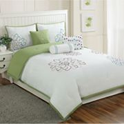 Home Classics Kendall 7-pc. Comforter Set - Queen