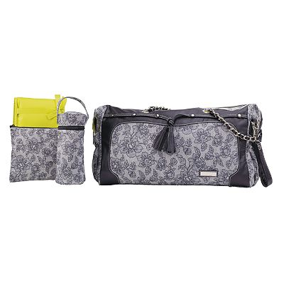 Kalencom Pippen Floral Diaper Bag Set