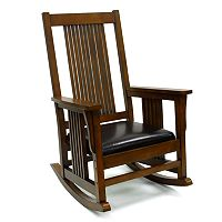 Carolina Cottage Mission Rocking Chair