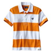 Chaps Striped Polo - Boys 4-7
