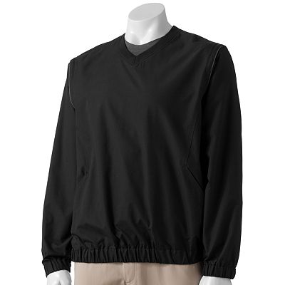 Grand Slam Convertible Pullover V-Neck Jacket - Big and Tall