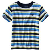 Chaps Striped Tee - Boys 4-7