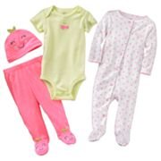 Carter's Cherry Sleep and Play Set - Baby