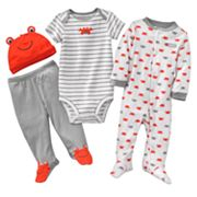 Carter's Crab Sleep and Play Set - Baby