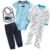 Carter's Whale Sleep and Play Set - Baby
