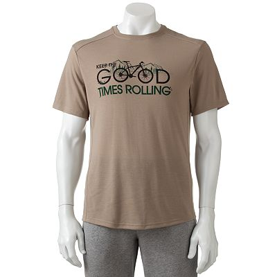 Tek Gear Keep the Good Times Rolling Tee
