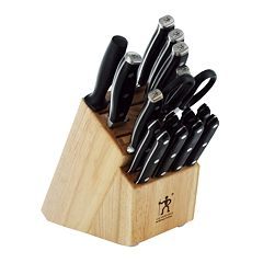 J.A. Henckels International Forged Premio 17 pc Cutlery Set